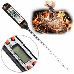 Meat Thermometer Digital Instant Read Cooking Food Probe Kit