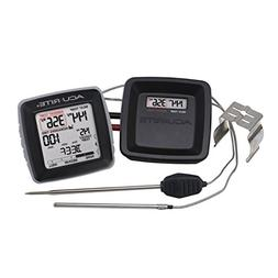 AcuRite 01185M Digital Meat Thermometer with Wireless Displa