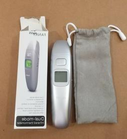 FANRY Medical Digital Ear and Forehead Thermometer for Fever