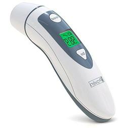 Medical Ear Thermometer with Forehead Function - iProven DMT