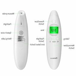Metene Medical Forehead and Ear Thermometer for Fever, Non-C