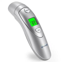 Metene Medical Forehead and Ear Thermometer,Infrared Digital