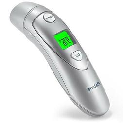 Metene Medical Forehead and Ear ThermometerInfrared Digital