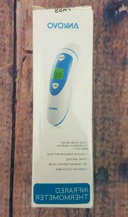 ANKOVO Medical Digital Infrared Forehead and Ear Thermometer