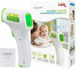 Medical Non-Contact Infrared Forehead Thermometer .