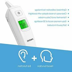 Digital Medical Thermometer Ear Forehead Infrared Thermomete