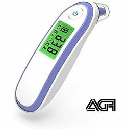 Medical Thermometers Forehead And Ear Thermometer, Infrared