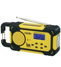 Spectra AM/FM Weather Band 4-Way Power Radio  Category: Outd