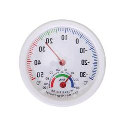 mini bell shaped scale thermometer hygrometer