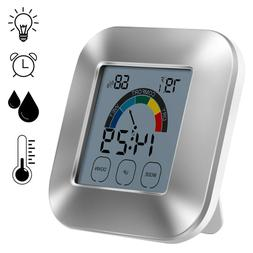 Mini Digital LCD Thermometer Humidity Meter Room Temperature