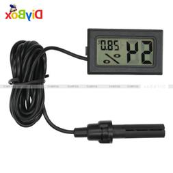 Mini LCD Digital Temperature Humidity Thermometer Outdoor Hy