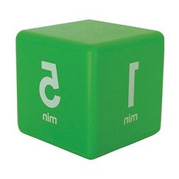 The Miracle TimeCube Timer, 1, 5, 10 and 15 Minutes, for Tim