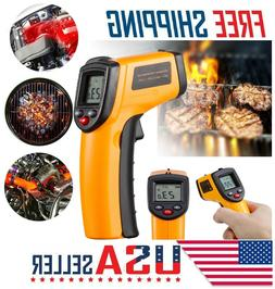 NEW Infrared Laser Temperature Gun Digital Cooking Thermomet