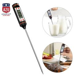New Meat Candy Jam Cooking Digital Thermometer Probe Food Ki