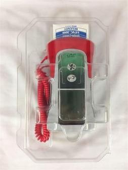 NEW! RED Tyco Kendall Filac 3000 EZ Electronic Thermometer &
