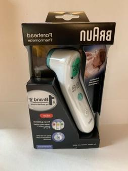 New Sealed Braun Forehead Infrared Thermometer BFH175 Adults