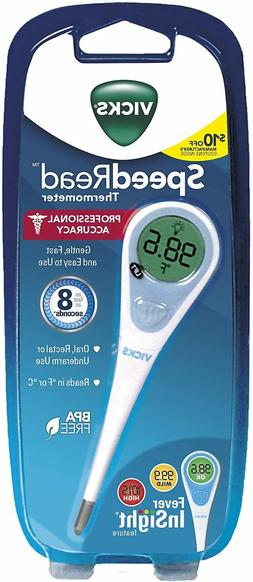 new sealed speed read thermometer model v912us
