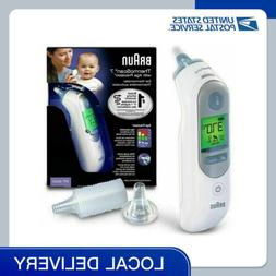 NEW Braun ThermoScan 7 IRT6520 Baby-Adult Digital Ear Thermo