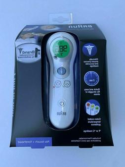 BRAUN  NO TOUCH FOREHEAD DIGITAL THERMOMETER  BABY ADULTS, F