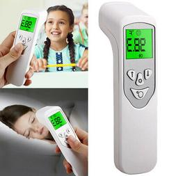 No Touch Forehead Thermometer Digital Infrared Baby Body Tem