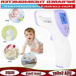 No Touch Non-Contact Forehead Digital Thermometer By Health
