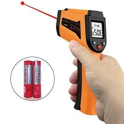 Non Contact Digital IR Infrared Surface Thermometer Gun Surf