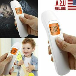 Non-Contact Infrared Digital Forehead Thermometer Baby/Adult