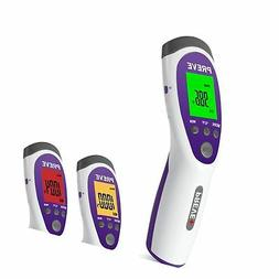 PREVE® Non Contact Infrared Forehead Thermometer for - Colo