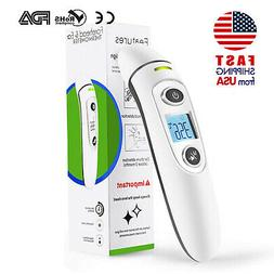 Non-Contact Infrared Forehead Thermometer Baby Temperature S
