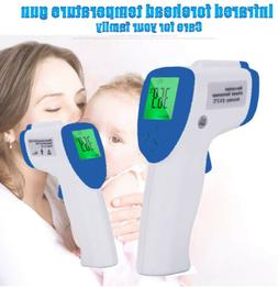 Non-Contact Infrared Forehead Thermometer for Child Adults a
