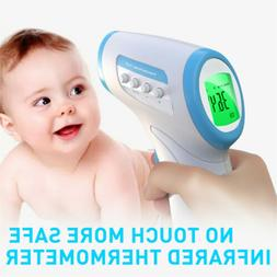 Non-Contact IR Infrared Digital Forehead Thermometer Adult B