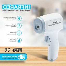non contact ir infrared thermometer gun lcd