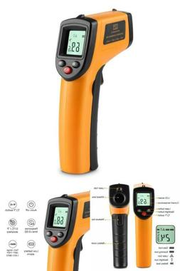 Non-contact Laser Grip Infrared Digital Thermometer For Indo