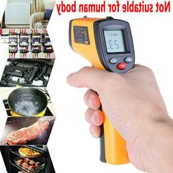 Non-Contact LCD IR Laser Infrared Digital Temperature Thermo