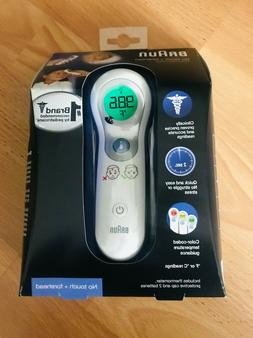 Braun NTF 3000 No Touch Plus Forehead Digital Thermometer IN