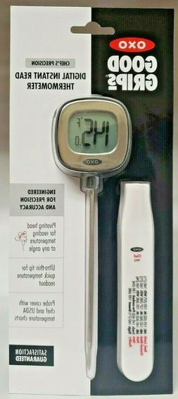 oxo good grips chefs precision digital instant read thermome