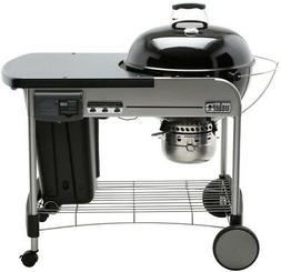 performer deluxe charcoal grill
