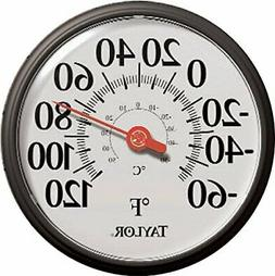 Taylor Precision Products Big And Bold Dial Thermometer Thermometer