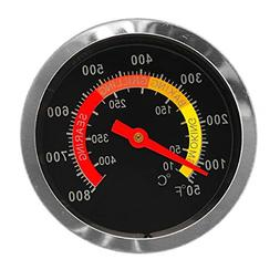 """Professional BBQ Thermometer 2.38"""" Replacement Grill Master"""