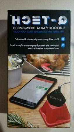 q tech cc4130 bluetooth meat food thermometer