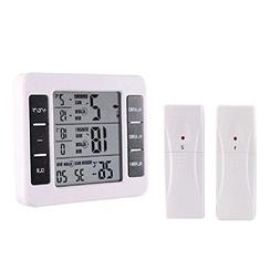 refrigerator thermometer wireless freezer