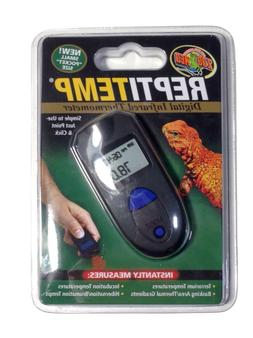 Zoo Med ReptiTemp Digital Infrared Thermometer, 6 x 1.3 x 6