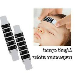 Reusable Forehead Thermometer Strip Dual Scale Thermometer S