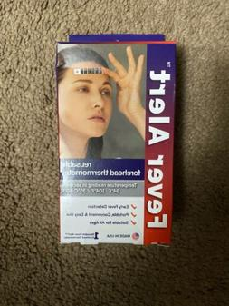 Fever Alert Reusable Forehead Thermometer Strip Free Shippin