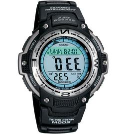 Casio SGW100-1V, Twin Sensor Watch, Thermometer, Compass, Ch