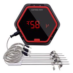 SIX probe INKBIRD Digital meat thermometer cooking Bluetooth