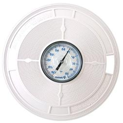 Pentair Skimmer Cover with Thermometer