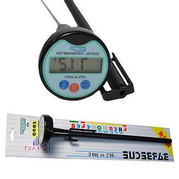 Smart Digital Cooking Thermometer for Testing Temp of Hot &