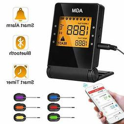Smart Meat Thermometer -Bluetooth-WIFI- Get Wireless Alerts
