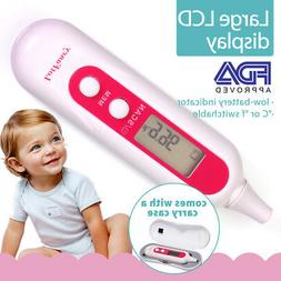 Electronic IR Ear Forehead Fever Infrared Digital Thermomete